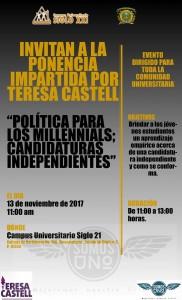 conferencia 13 de noviembre