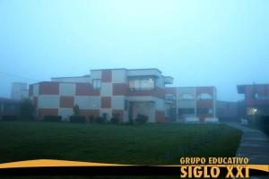 campus nublado