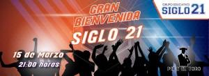 BIENVENIDA 2018-A