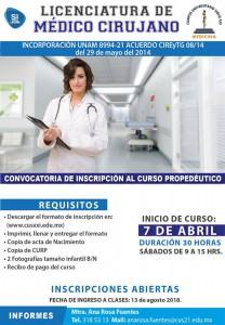 MEDICINA CURSO PROPEDEUTICO