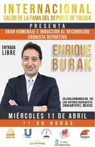 SALON DE LA FAMA E. BURAK